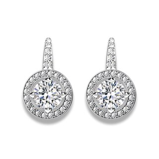 Forevermark Setting® Circlet Drop Earrings
