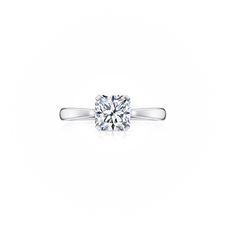 Magic Square Solitaire Ring
